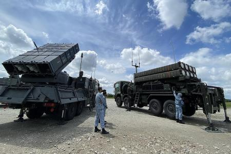 RSAF's latest Aster 30 missile system on 24-hr operations since August
