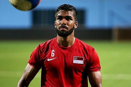 M. Anumanthan set to be reunited with coach Aidil Sharin at Kedah