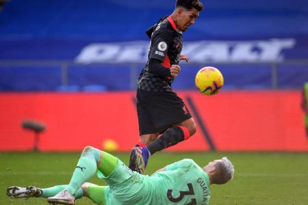 Liverpool punish Palace with magnificent seven