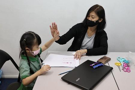 More than 100 people helping lower-income kids in Chai Chee