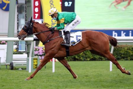Soumillon back at the double