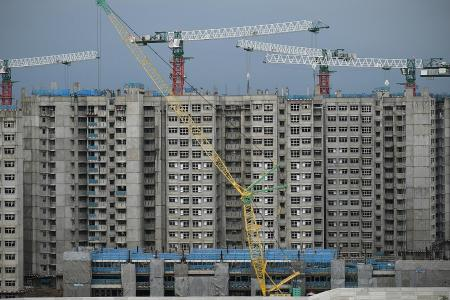 About 17,000 BTO flats to be launched next year