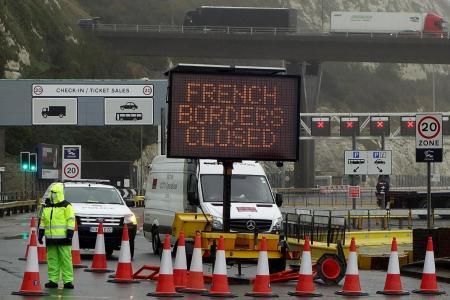 World closes borders to UK as new coronavirus strain breeds fear