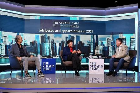 Job market showing signs for optimism in 2021: Ng Chee Meng