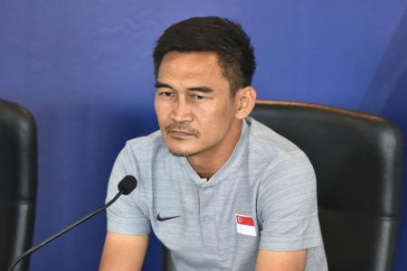 Young Lions coach Nazri Nasir discharged from hospital