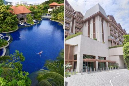 Two RWS hotels barred from making new bookings for a month