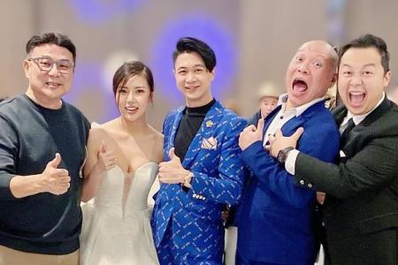 Ah Boys actor's wedding faces probe for Covid-19 breaches