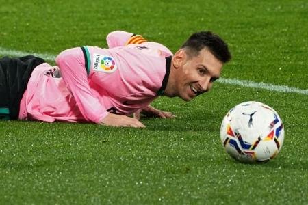 Lionel Messi's record will be untouchable, says Gary Lineker