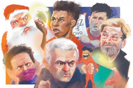 Neil Humphreys: Who's been naughty or nice in the EPL?