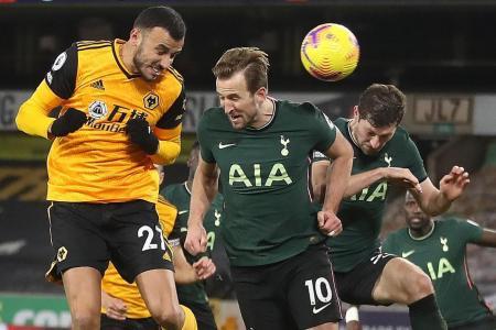 Jose Mourinho slams Tottenham Hotspur for 'lacking ambition'