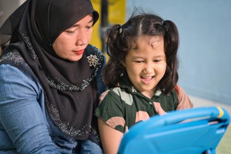 NTUC First Campus to loan iPads to help kids bridge digital divide