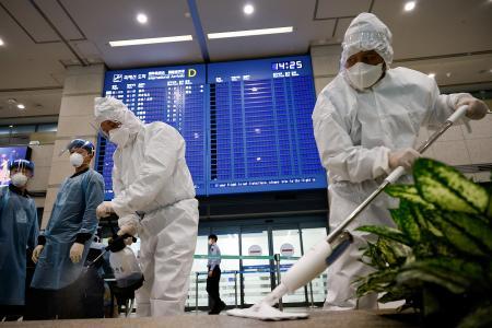 S. Korea detects UK coronavirus variant, vows to speed up vaccination