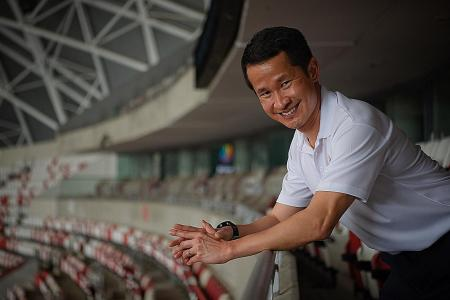 Singapore Sports Hub eyes more and bigger events next year