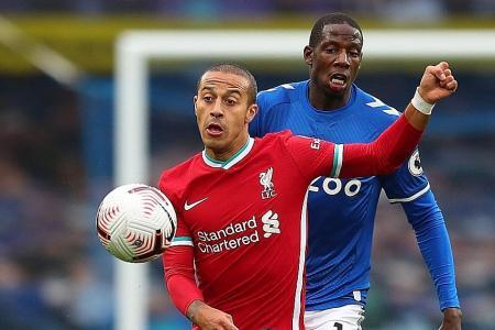 Thiago Alcantara making progress, but will not be rushed back: Klopp