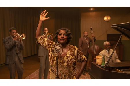 Movie review: Ma Rainey's Black Bottom