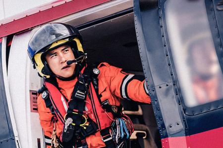 Movie review: The Rescue
