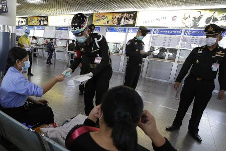 Thailand bans large gatherings ahead of New Year to contain outbreak