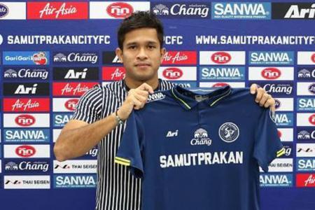 New year, new beginnings for midfielder Zulfahmi Arifin