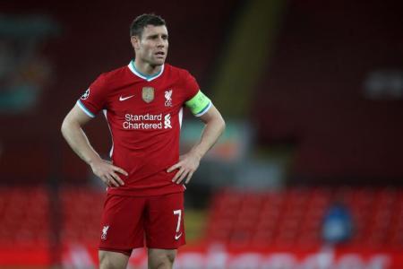Milner: Liverpool must 'kick on' as Man United threaten