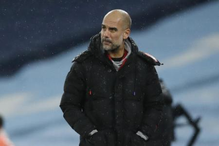 Man City without 5 players due to Covid-19: Guardiola