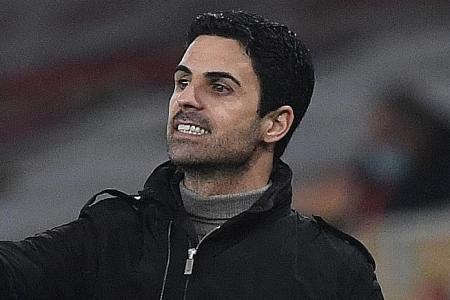 Handbrake finally off at Arsenal: Mikel Arteta