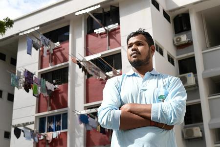 It was team effort, says plucky worker who saved boy on ledge