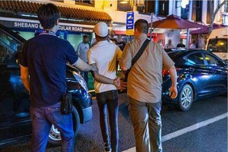 52 more suspected members of unlawful societies arrested