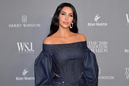 Celeb couple Kanye West, Kim Kardashian living separately