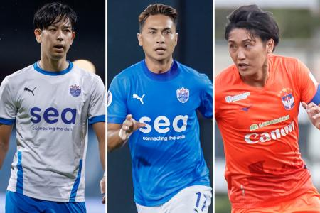 Hougang United aiming for SPL title with raft of new signings