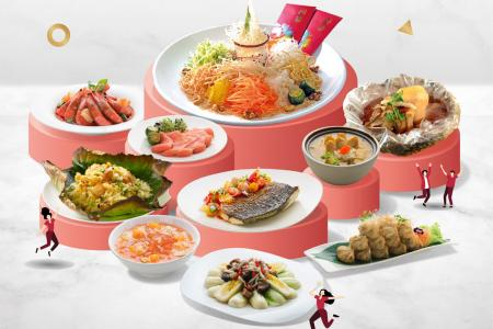 Get hassle-free CNY meal sets from Cheers, FairPrice Xpress