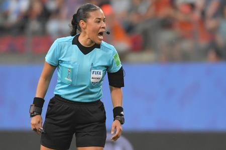 Club World Cup a 'dream come true' for female referee Edina Alves