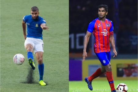 Little room for error as a foreign player: Hariss Harun