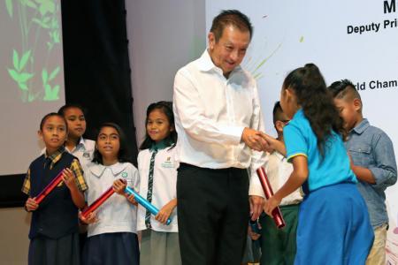 Singapore Olympic Foundation (SOF)-Peter Lim Scholarship