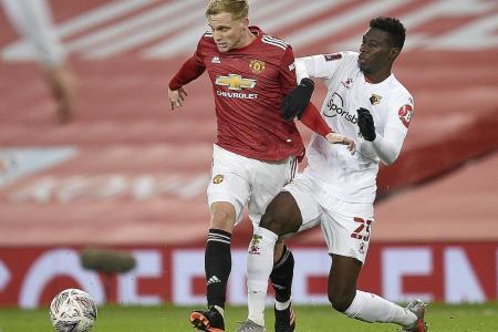 Rio Ferdinand: Fringe players failed to impress United boss Solskjaer