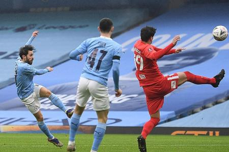 Neil Humphreys: Manchester City in mood to win the lot