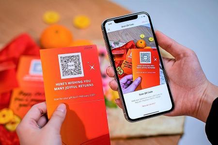 MAS calls on Singaporeans to adopt e-hongbao this Chinese New Year