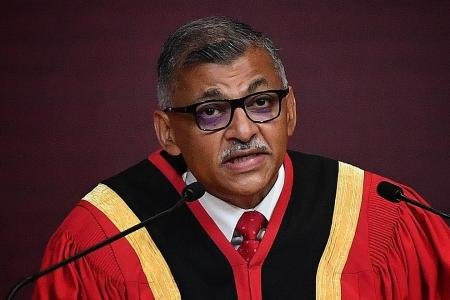 Judges not infallible, but corrective systems work well: Chief Justice