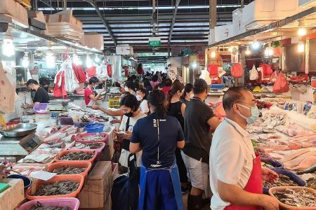 Malaysian floods send fish, veggie prices soaring