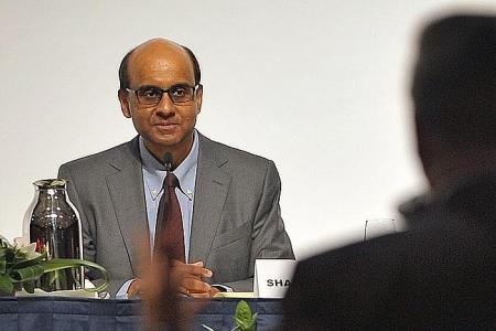 Tharman urges employers to end bias against mature workers