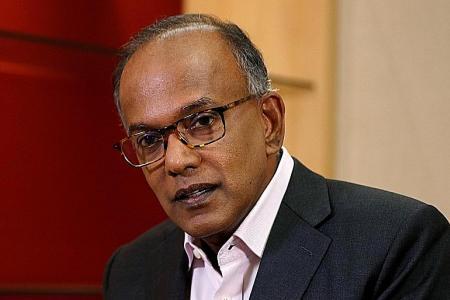 For social media firms, it is profit above principle: Shanmugam