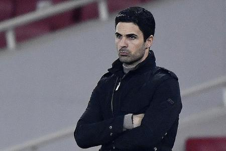 Mikel Arteta: Arsenal's upturn depends on next two EPL games