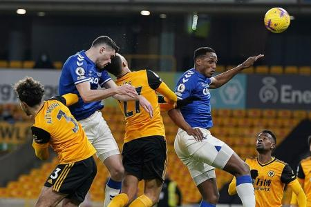 Michael Keane: Everton are massive threat from set-plays