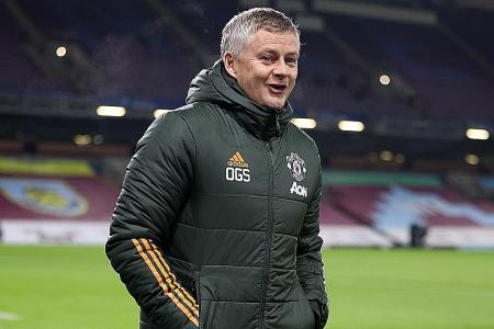 Solskjaer: Hungry Manchester United ready for Liverpool test