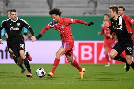 Second-tier Holstein Kiel dump Bayern Munich out of German Cup