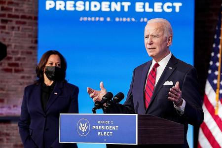 Biden to sign around a dozen executive orders on Day One
