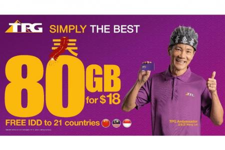 TPG Telecom targets heavy data users with $18 for 80GB plan
