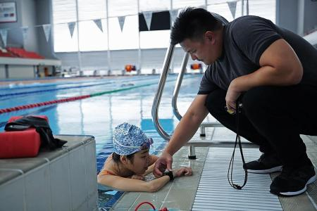 Former Olympic swimmer Mark Chay wears many hats, his latest NMP