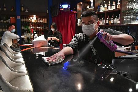 Pilots to reopen nightclubs, karaoke outlets put on hold