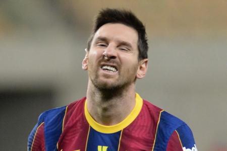 Barcelona superstar Lionel Messi given two-match ban for red card