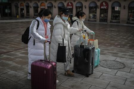 Daxing residents banned from leaving Beijing due to virus fears